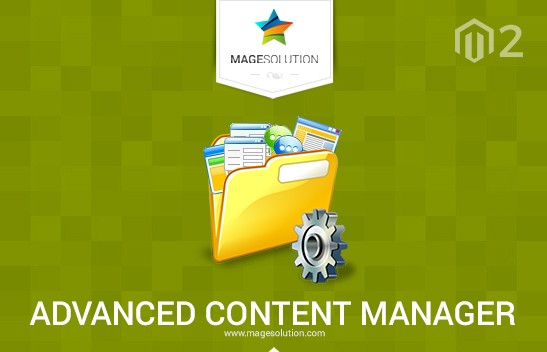 Content Maker Extension for Magento2