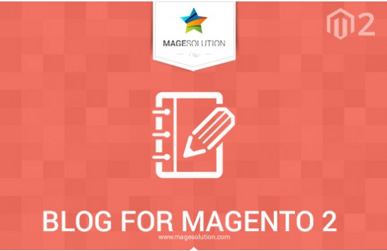 New Magento 2 Blog Widget